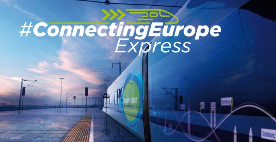 """Trenul """"Connecting Europe Express"""" va ajunge sâmbătă la Oradea"""