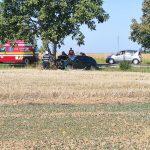 Accident cu 3 victime langa Cauaceu pe D.N.19/E. Trei masini implicate