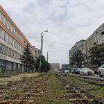 Au început lucrările de reabilitare a liniei de tramvai pe tronsonul Nufărul – Cantemir. Patru luni circulatia tramvaielor va fi intrerupta