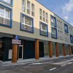 336 noi locuri de parcare in Oradea, in zona centrala. Parcarea Vointa a fost finalizata (Foto)