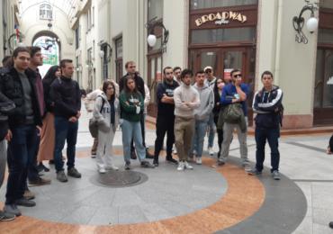 Peste 70 de studenti Erasmus din Europa vor studia la Universitatea din Oradea. Ce spun acestia despre Oradea si frumusetile Bihorului