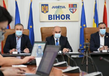 Ilie Bolojan, presedintele CJ Bihor, si-a prezentat raportul de activitate la un an de mandat