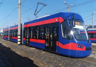 Flota de tramvaie Imperio este completa. OTL a receptionat astazi al 20-lea tramvai ASTRA