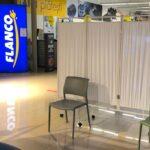 A fost deschis un centru mobil de vaccinare în complexul comercial Auchan