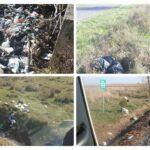 A început salubrizarea drumurilor județene din Bihor