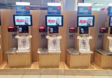 Remarkt a introdus în hypermarketurile din Oradea primele sisteme self-checkout produse in Romania