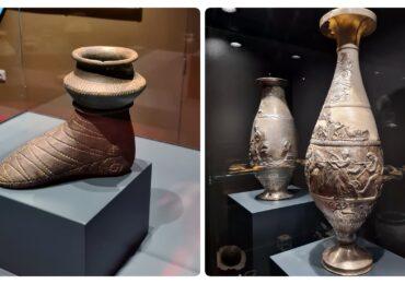 Piese de tezaur din colecția Muzeului Țării Crișurilor prezente în expoziția de la Muzeul Național de Arheologie din Madrid