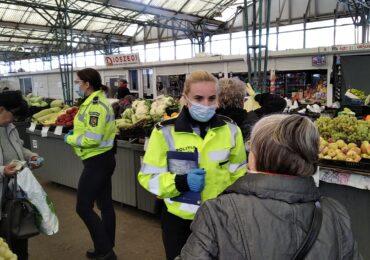 Poliția Locală a început acțiunile de verificare și informare a populației cu privire la obligativitatea respectării măsurilor de restricționare (Foto)